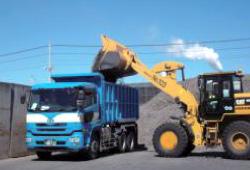 バイオマス燃料の輸送